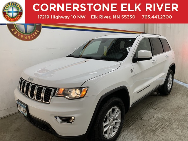 2018 Jeep Grand Cherokee >> Certified Pre Owned 2018 Jeep Grand Cherokee Laredo With Navigation 4wd