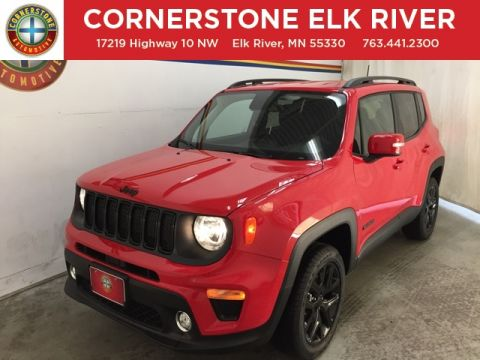 New 2019 JEEP Renegade Altitude